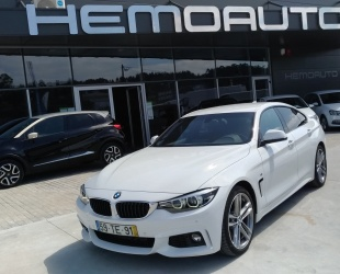 BMW 420 Grand Coupé Pack M