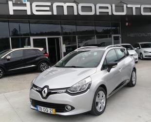 Renault Clio Sport Tourer 1.5DCI Sport Dynamique S