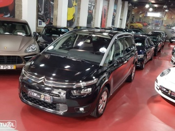 Citroën C4 grand picasso 1.6 e-HDi Seduction ETG6 (115cv) (5p) (7L)
