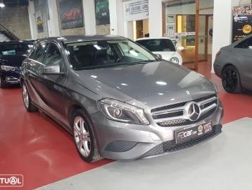 Mercedes-benz A 180 1.5 CDI Urban (109CV) (5P)
