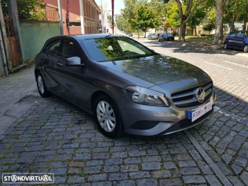 Mercedes-benz A 180 1.5 CDI Style (109CV) (5P)