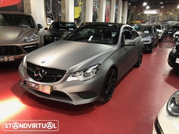 Mercedes-benz E 250 COUPE CDI BE AUTO (204CV)(3P)