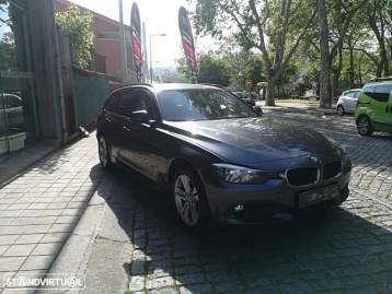 Bmw 318 d Touring Navigation