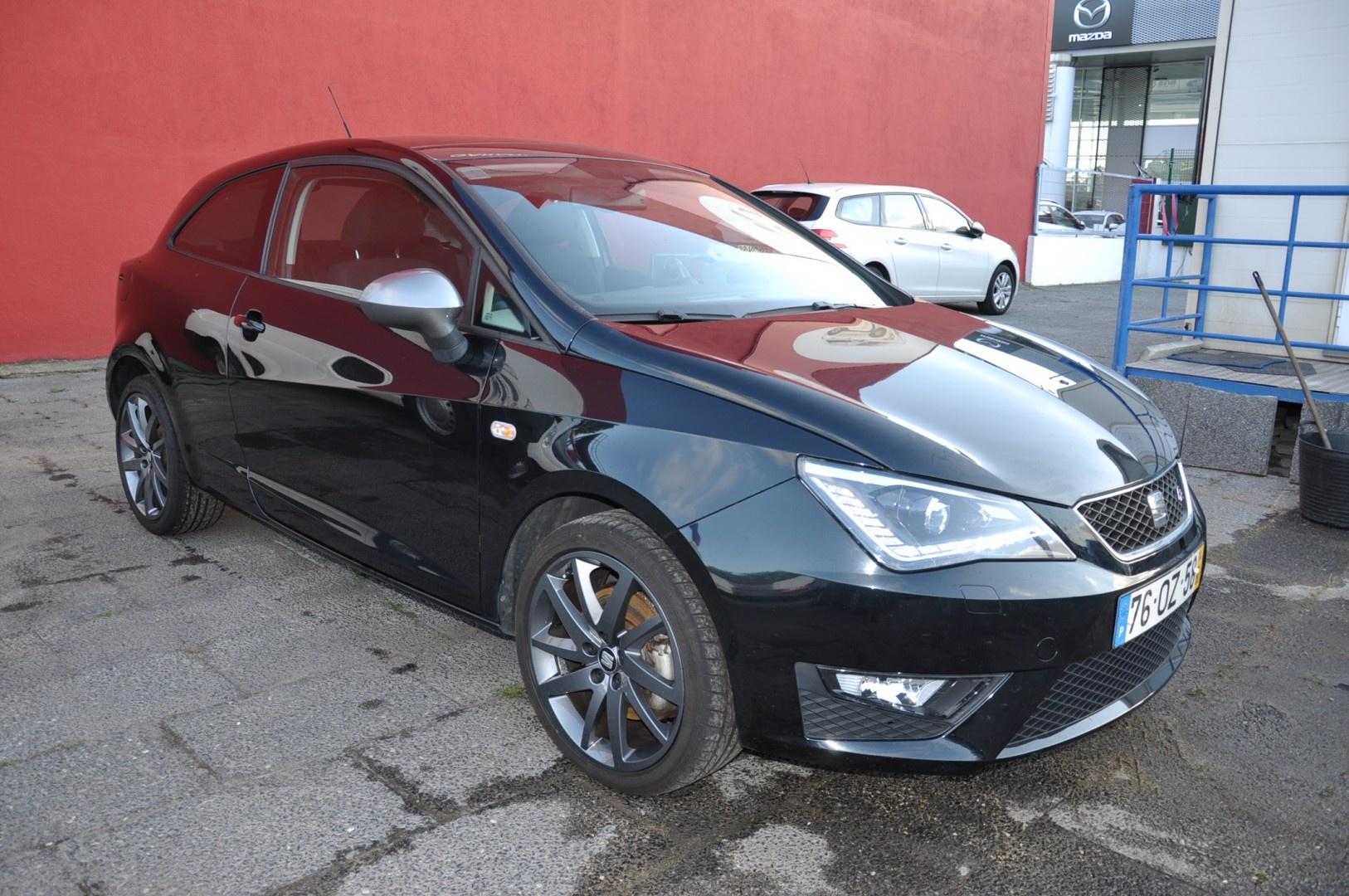 Seat Ibiza 2.0Tdi FR