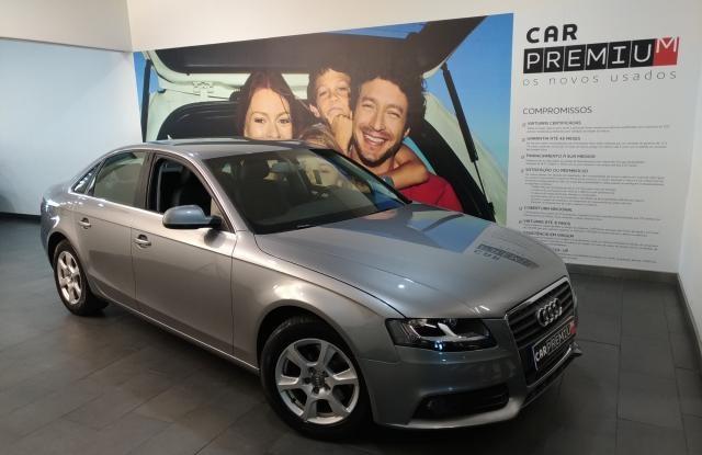 Audi A4 2.0 Tdi Sport DSG