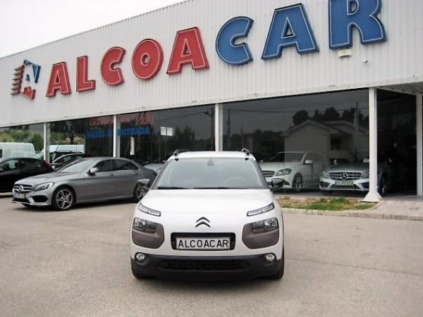Citroën C4 Cactus 1.6 BlueHDi Shine ETG6 (100cv) (5p)