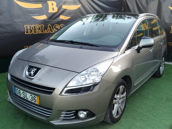Peugeot 5008 1.6 HDI RESERVADO