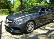 Mercedes-Benz Classe E 250 CDI COUPÉ PACK AMG