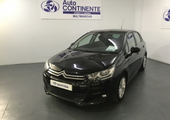 Citroën C4 1.6BlueHDI EAT6 120 Feel 5p