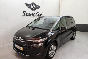 Citroën C4 grand picasso 1.6 BlueHDi Exclusive