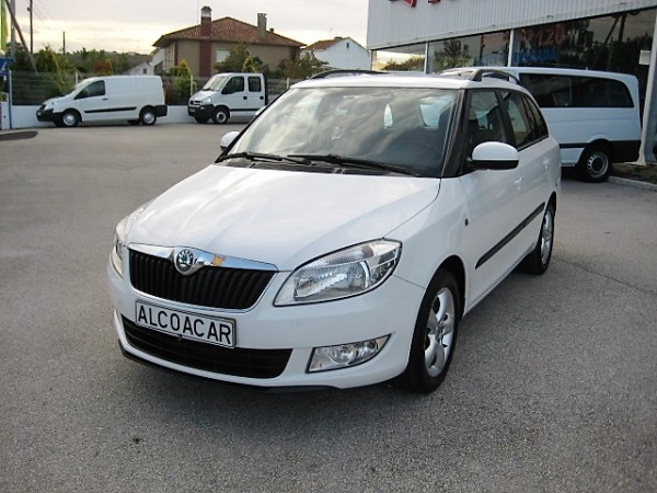 Skoda Fabia Break 1.2 TDi Ambition