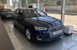 Audi A4 avant 35 TDI 2.0 150 BASE ADVANCE
