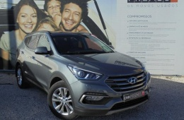 Hyundai Santa fe 2.2 CRDi A/T Executive PSH MY17