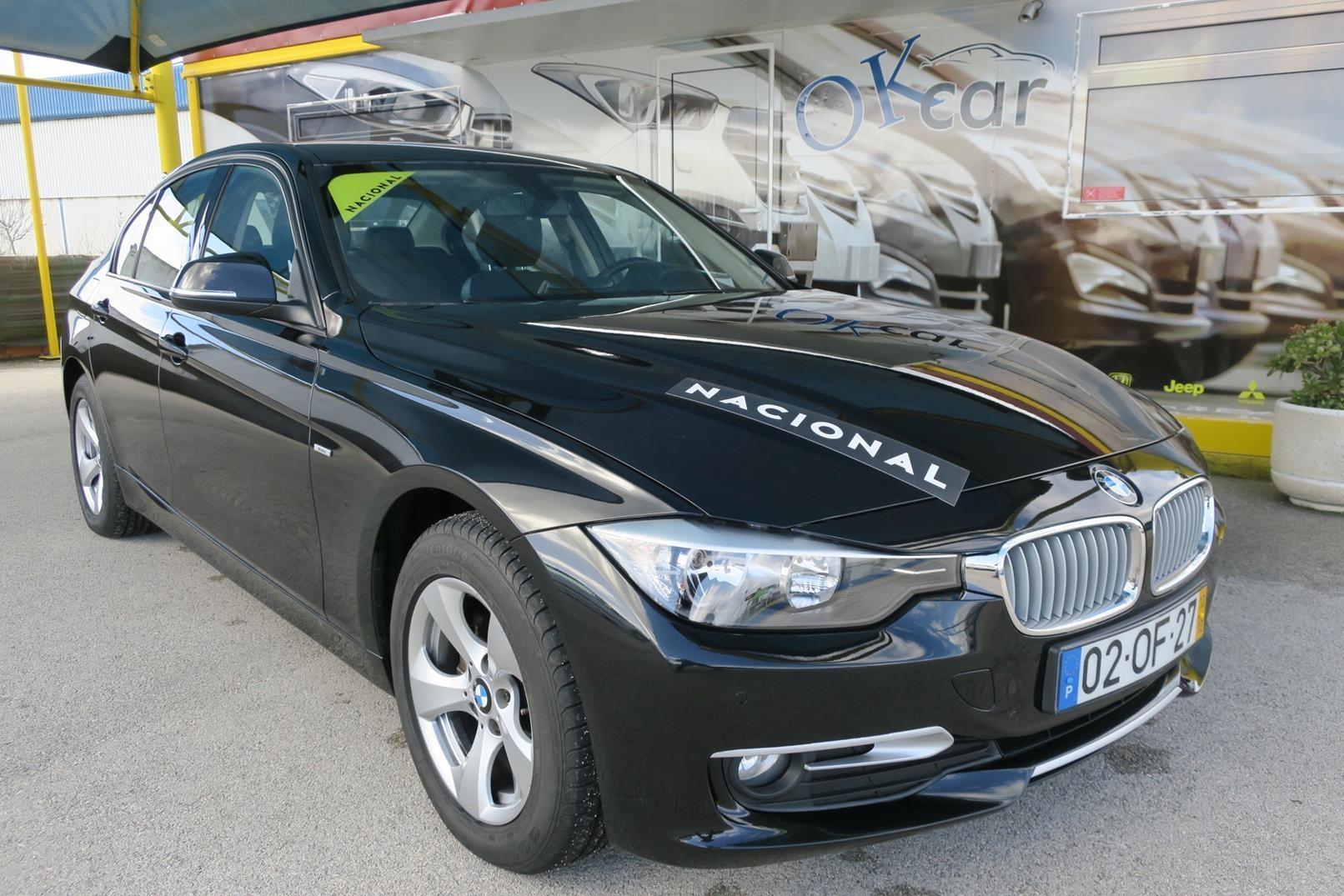 BMW 320 d Line Modern 184cv