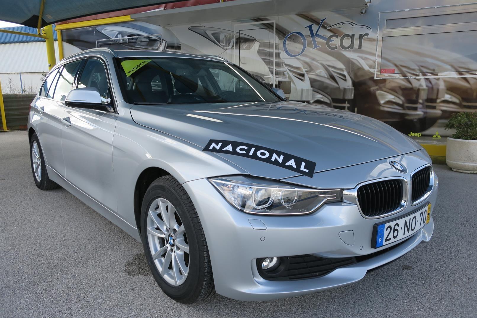 BMW 320 d Touring Auto GPS 184cv