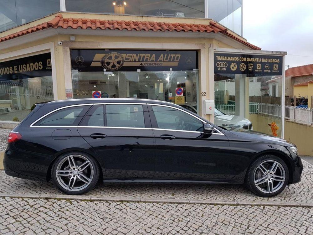 Mercedes-Benz E 220 D AMG Line Auto( 9G Tronic)