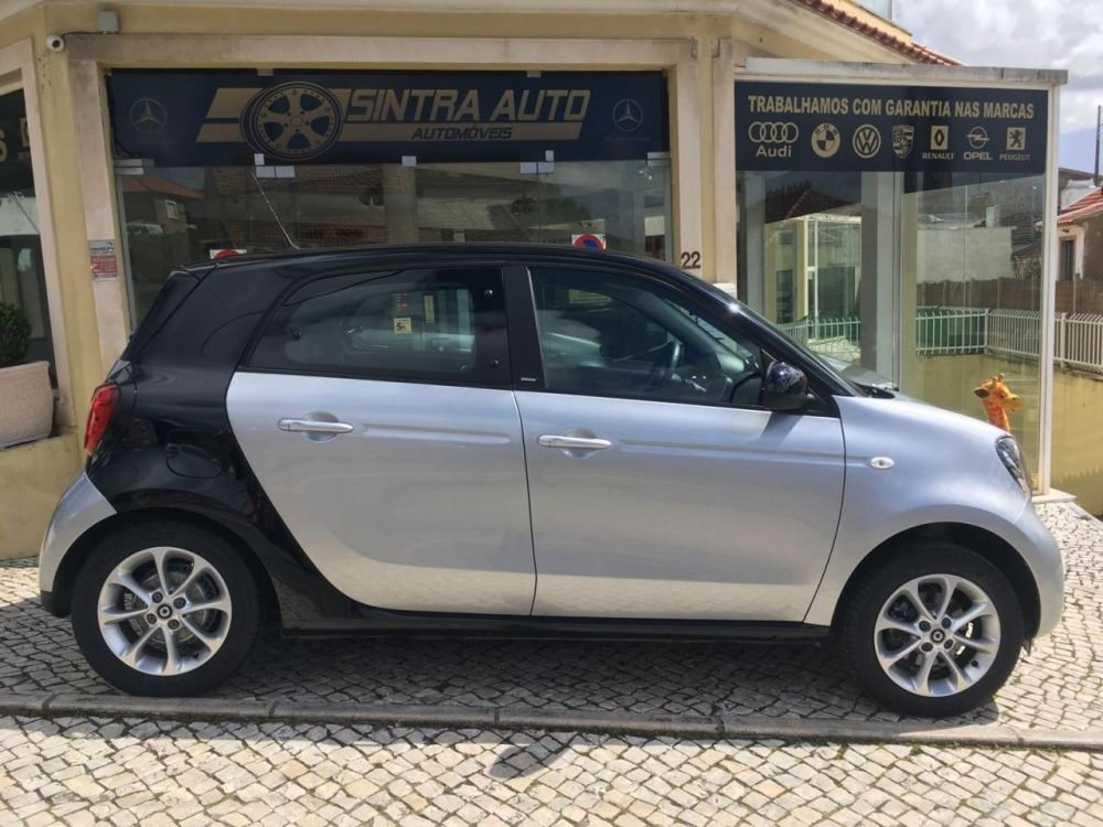 Smart Forfour 1.0 Passion  CABRIO (71cv)