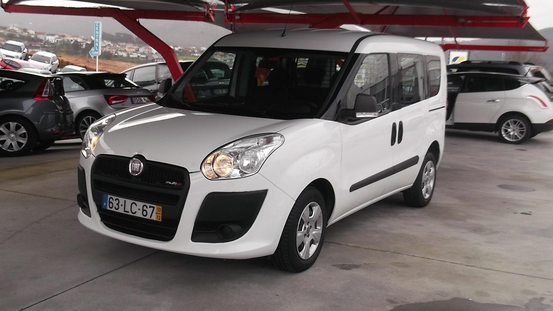 Fiat Doblo 1.3 MULTIJET FAMILY COMBI