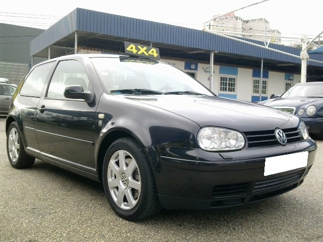 Vw Golf V6 4 MOTION