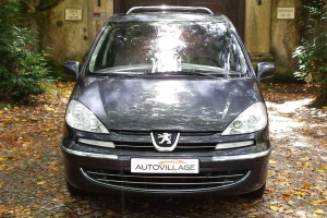 Peugeot 807 2.0HDI NAVTEQ