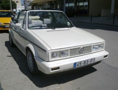 Vw Golf Cabrio Karmann