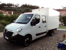 Opel Movano L3 3.5T 2.3 CDTi CD RD