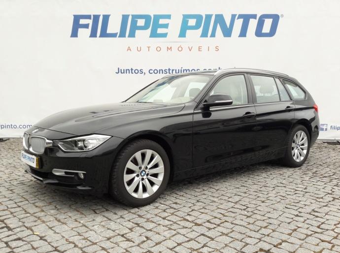 BMW 320 D Touring Line Modern