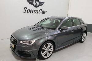Audi A3 sportback 1.6TDi S-Line plus