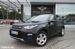 Land rover Discovery sport 2.0 SD4