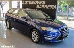 Ford Mondeo sw Sw 1.6 TDCi Titanium