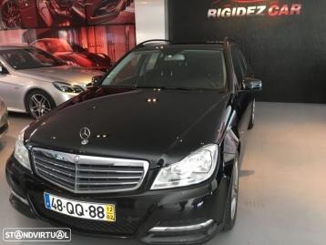 Mercedes-benz C 220 Bluefficency