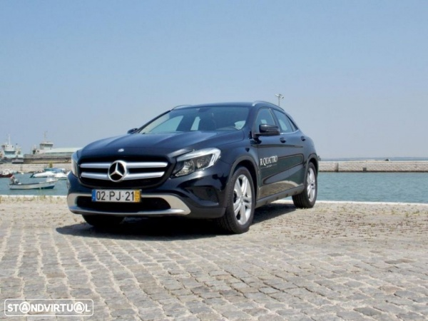 Mercedes-benz Gla 180 cdi urban