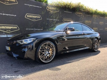 Bmw M4 Competition Package (450cv 2P)
