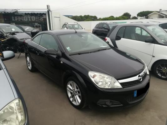 Opel Astra Cabrio, 2009