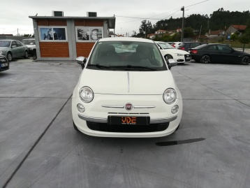 Fiat 500 Lounge 0.9 Twin Air