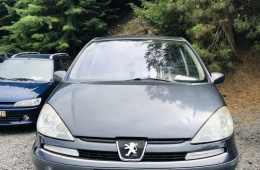 Peugeot 807 2.0 HDI EXCLUSIVE