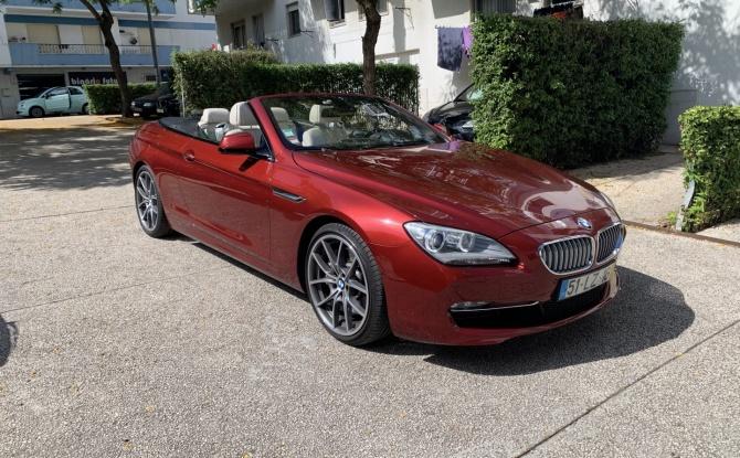 BMW 650 i Cabrio