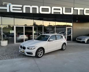 BMW Série 1 116d EfficientDynamics Auto
