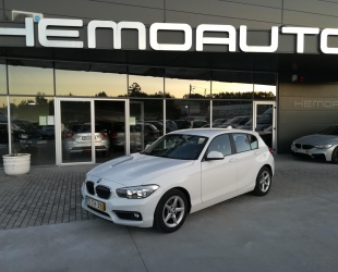 BMW Série 1 116d EfficientDynamics