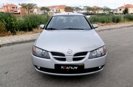 Nissan Almera 1.5 dCi Visia ***VENDIDO***