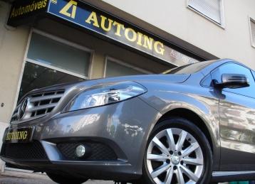 Mercedes-Benz B 200 CDI BLUEFICIENCE 136CV NACIONAL
