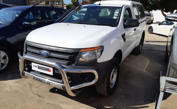 Ford Ranger cabina simples c/ canopy