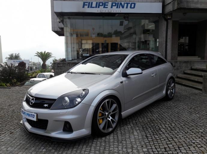 Opel Astra GTC OPC 1.7 CDTI 150cv