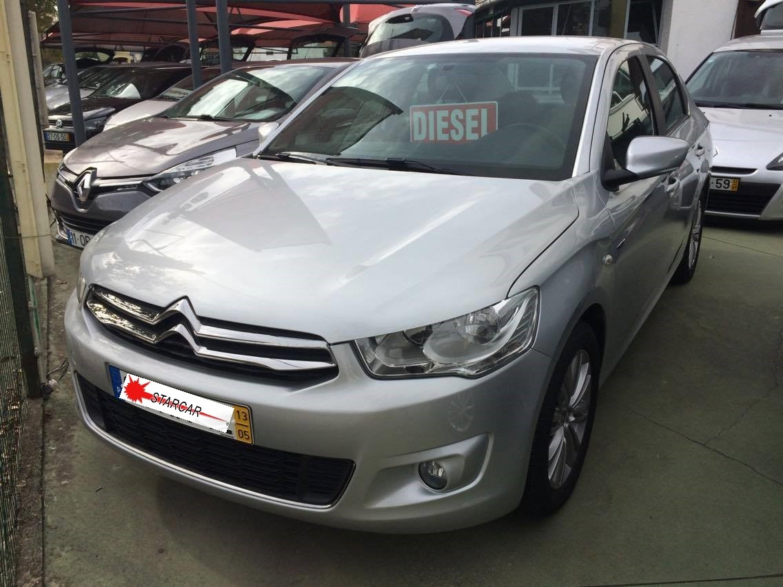 Citroën C-Elysée 1.6HDI