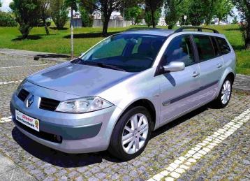 Renault Mégane Break 1.5DCI DYNAMIQUE (Apenas 115.000 Km)
