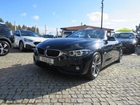 BMW 420 d Cabrio Line Sport Auto (GPS)