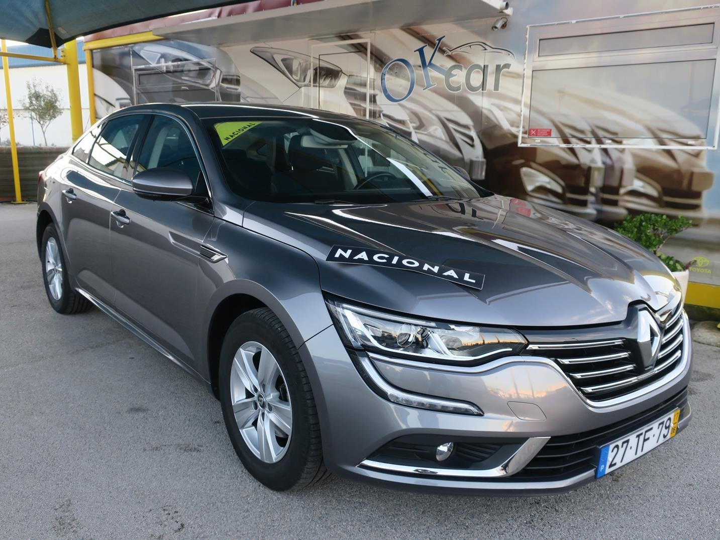 Renault Talisman Sedan 1.5 dCi Zen Pack Business