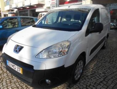 Peugeot  PARTNER 1.6 HDI LONGA 3L FIBRADA c/VENTILAÇÃO