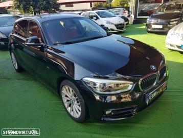 BMW 116 D SPORT GARANTIA ATÉ 5 ANOS