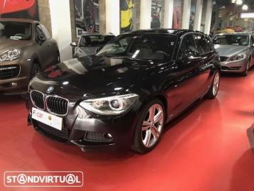 BMW 120 120d PACK M GARANTIA ATÉ 5 ANOS